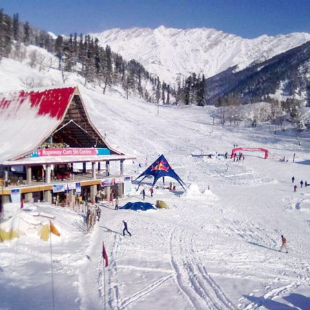 Solang Velly Manali
